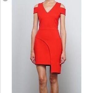 Adelyn Rae Shoulder Cut Out Dress